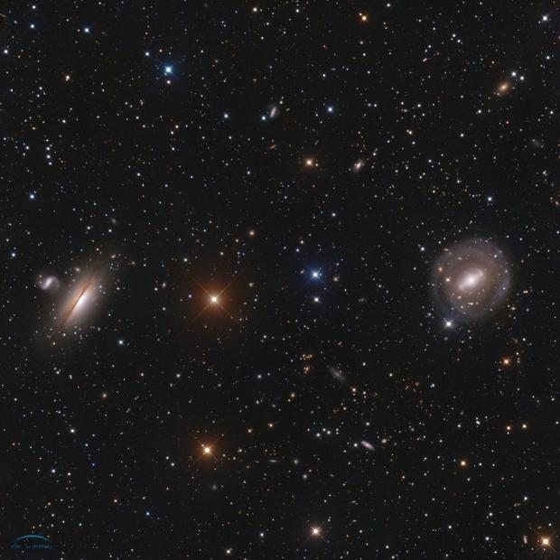 NGC5101,                                Philippe BERNHARD