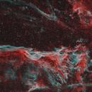 Pickering's Triangle, Veil Complex in Cygnus,                                JMDean