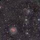 Ngc 6946 - Ngc6939 - IFN nebula,                                Jerry@Caselle
