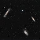Leo Triplet Galaxies,                                Doug Lalla