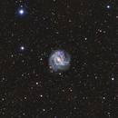 M83 ( Southern Pinwheel Galaxy),                                JAIME FELIPE RAMIREZ NARVAEZ