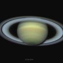 Saturno / 2014,                                Odair Pimentel Martins
