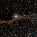 Veil Nebula,                                Ross Lloyd