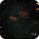 Double Cluster, Heart~Running Dog and Soul Nebula,                                gigiastro
