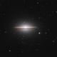Messier 104 Sombrero Galaxy,                                  AstroRiccione