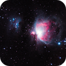 M42 and Friends Revisited,                                picsAstro