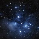 M45 Pleiades,                                Marcel & Rahel