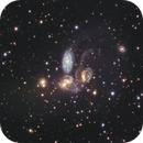 Stephan's Quintet,                                sydney