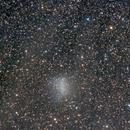 NGC 6822 - The Barnard's Galaxy,                                Giuseppe Donatiello