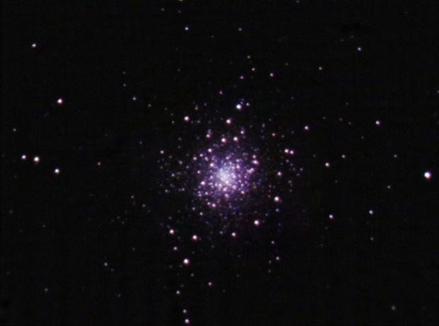 M 79 ammasso globulare - 2 dicembre 2015,                                Giuseppe Nicosia