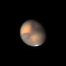 Mars @43° Altitude 08/24/2020 01:20 UTC,                                Falk Schiel