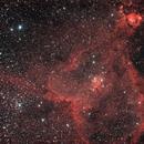 IC 1805 - Heart nebula,                                Sagittarius_a