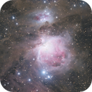 HaRGB - M42 - natural Version - old data,                                Arno Rottal