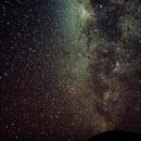 Milky Way SubImage (6) - 2012 Sep 14,                                Stephen Charnock
