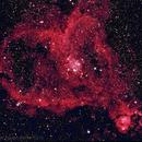 IC 1805 - The Heart Nebula,                                Joseph Becker