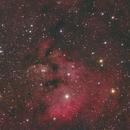 NGC 7822,                                astro.tom
