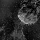 IC 443, Jellyfish Nebula, Ha,                                Stephen Garretson