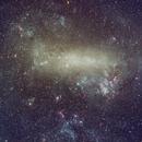 Spiral Arms of the Large Magellan Cloud,                                Luis Argerich