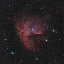 Pacman nebula,                                lucky_s