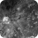 Copernicus Crater in Red Filter,                                KHOICITY