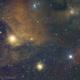 Antares clouds,                                Máximo Bustamante
