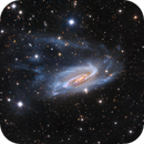 Windblown NGC 3981,                                Adam Block