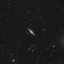 NGC 2683,                                max