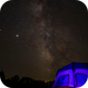 Tent under Galactic Downtown,                                Michael Southam