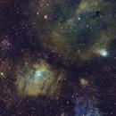 Bubble, Brain, and M52 in SHO,                                DeepSpaceDad