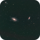 M81 and M82 in HaRGB,                                Hasan Oktay ÖNEN