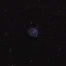 """NGC 246 """"Nebulosa Teschio"""" - 8 novembre 2013,                                Giuseppe Nicosia"""