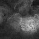 Messier 8 - The Lagoon Nebula & NGC 6559 (LumHa),                                Oliver Czernetz