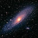 Andromeda | M31 (NGC 224),                                schmaks