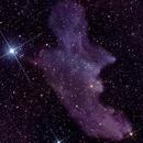 Witch Head Nebula,                                Ed Albin