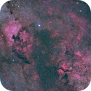 Cygnus Region,                                Luke Arens