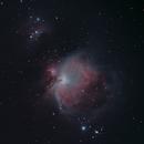 Nébuleuse d'Orion (M42),                                Derthe Jérémy