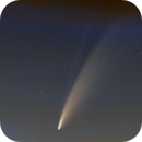 Comet C/2020 F3 (Neowise) over Cappenberg,                                alphaastro (Rüdiger)