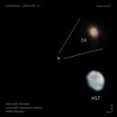 Asteroide (4) Vesta,                                Geovandro Nobre