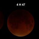 Eclipse de Lune,                                Jérôme Miroux