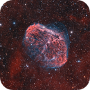 NGC 6888 Crescent Nebula Crowd Image,                                Morten Balling