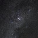 Eta Carinae,                                osanyin