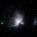 M42 - Orion Nebula,                                ECNeilson