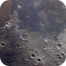 From the dark volcanic ashes of Mare Vaporum to the colourful Mare Tranquilitatis and Serenitatis,                                Guillermo Gonzalez