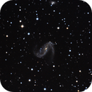 NGC 2442, the Meathook Galaxy,                                chaosrand