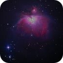 Great Nebula in Orion - M42 800mm f4 Newton,                                christian81