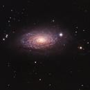 M63 - Sunflower Galaxy,                                mr1337