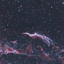 Western Veil Nebula,                                Nikolay Kondrashov