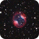 PK 164+31.1 - The Headphone Nebula,                                Timothy Martin & Nic Patridge