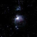M 42 - Orion nebula,                                Thorsten - DJ6ET