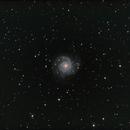 Messier 74,                                Eric Walden